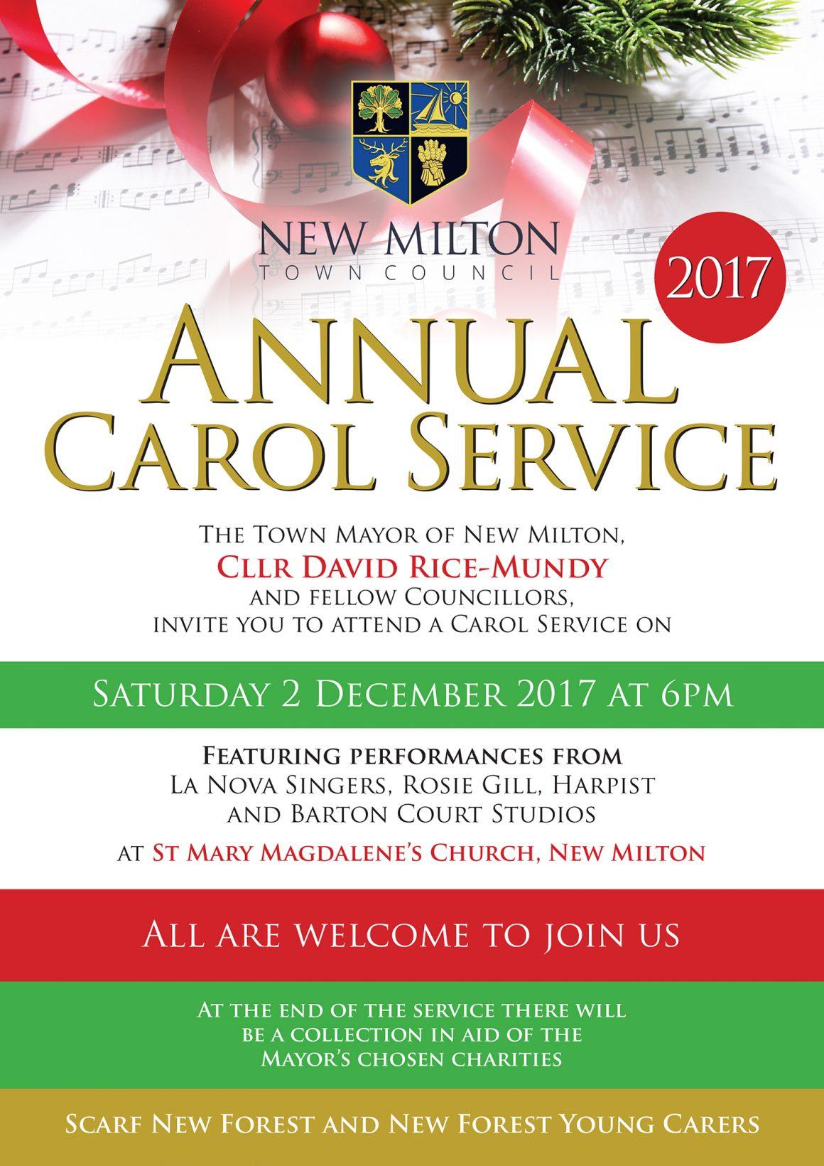 Annual Carol Service