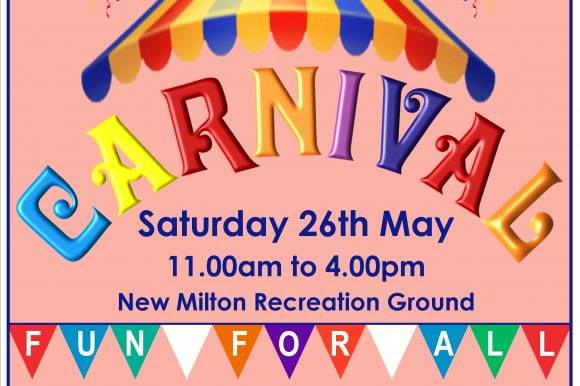 Lions Club Carnival Poster