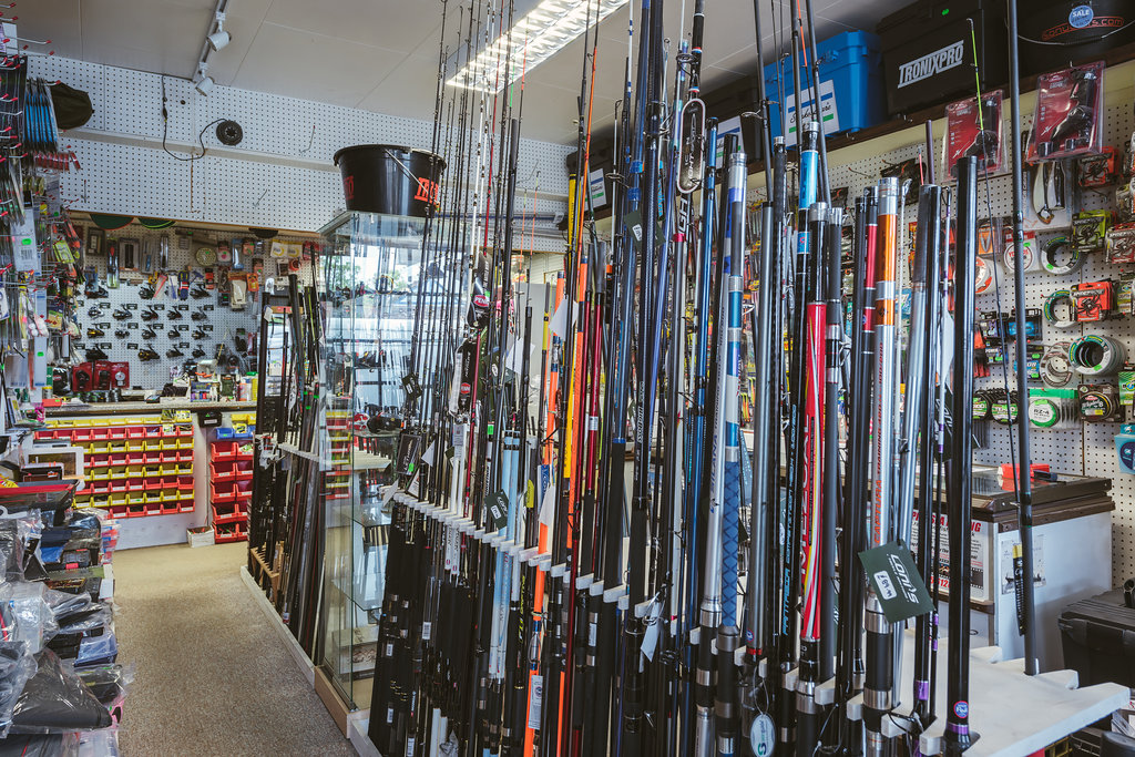 Loni's Angling Centre
