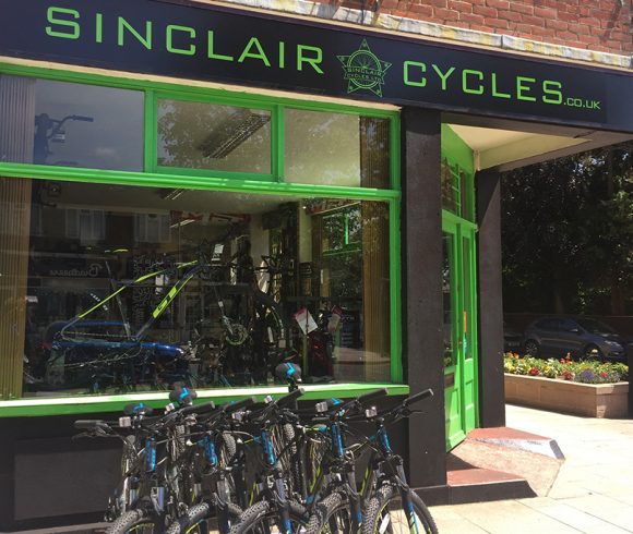Sinclair Cycles