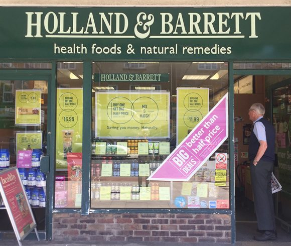 Holland & Barratt