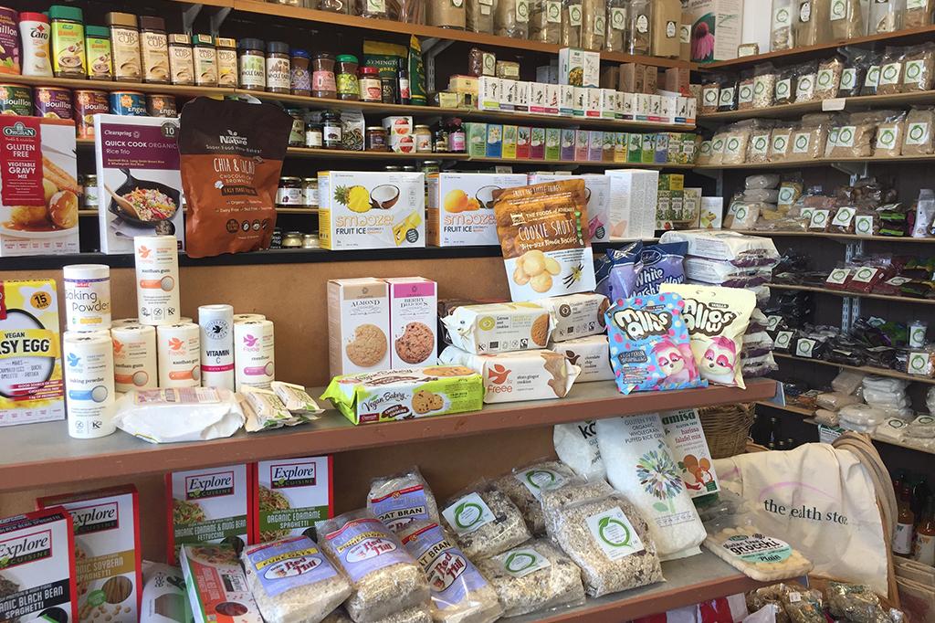 New Milton Health Foods
