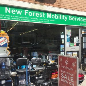 New Forest Mobility Services