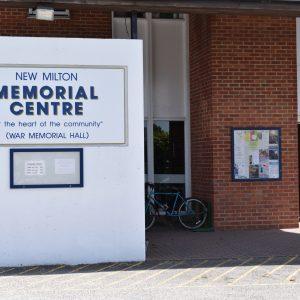 New Milton Memorial Centre